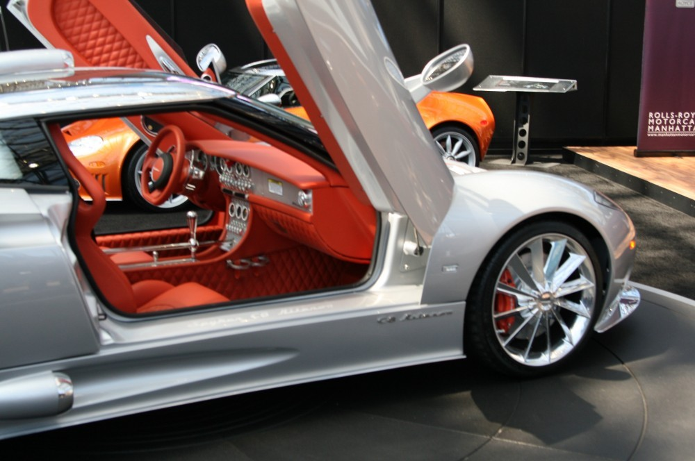 New York International Auto Show XXI