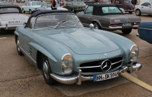 Mercedes-Benz & Friends - 125 Jahre Automobil in Tempelhof X
