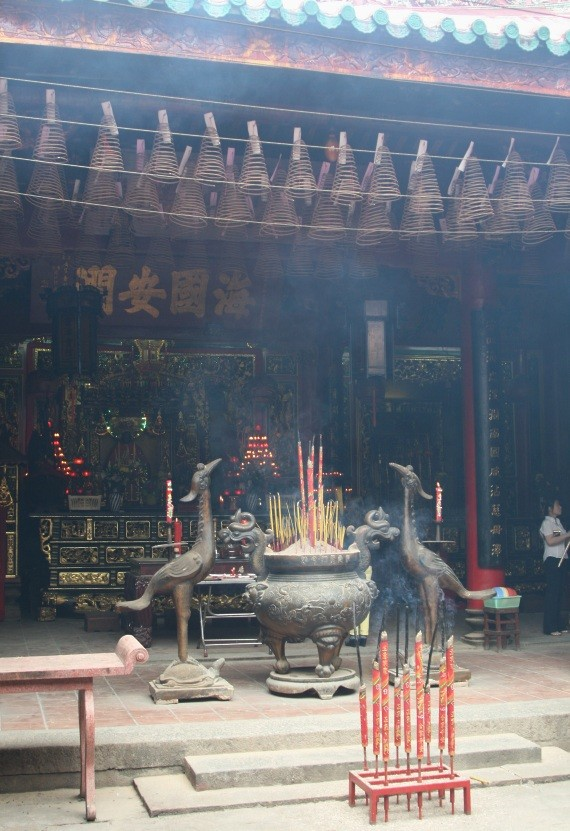 Ho Chi Minh City / Saigon: Tempel-/Pagoden-Tour in Cholon XIV