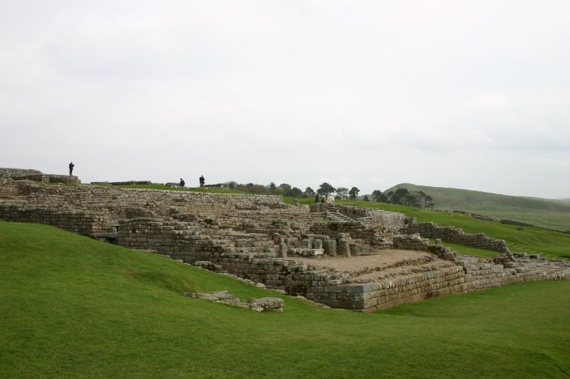 Hadrians Wall - Housesteads IV