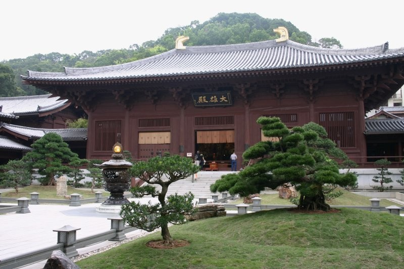 Chi Lin Nunnery in Diamond Hill VIII
