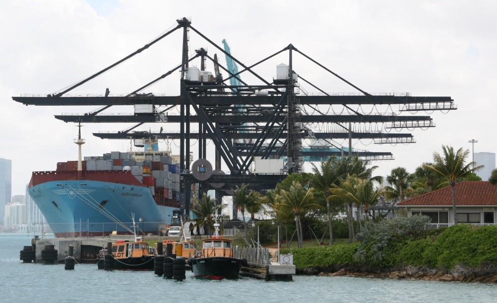 Port of Miami / Containerterminal I