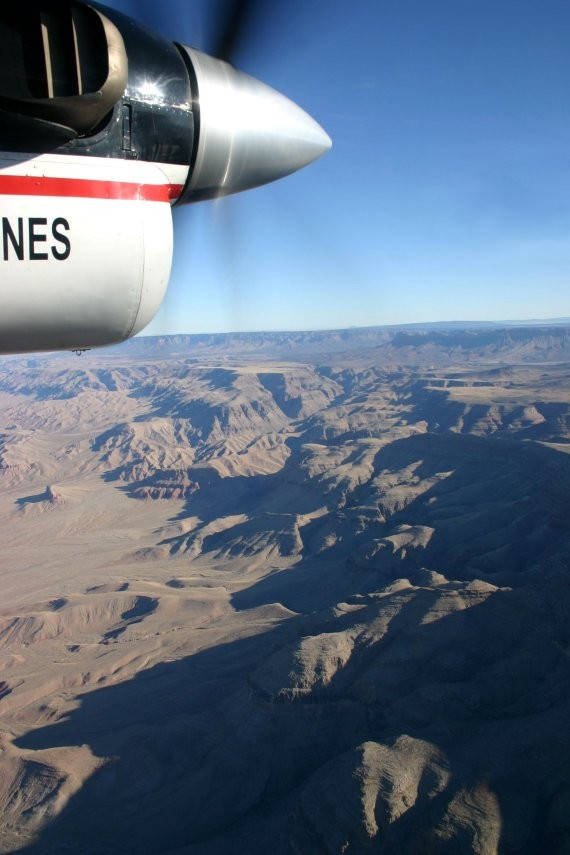 Grand Canyon Tour - Rein in den Grand Canyon I