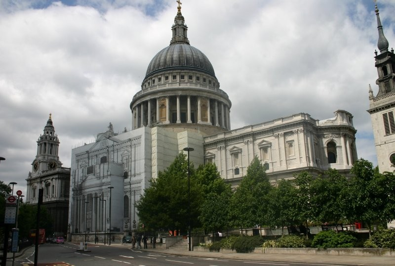 London - St. Pauls Cathedral I