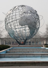 Queens: Flushing Meadows Corona Park III (Unisphere)