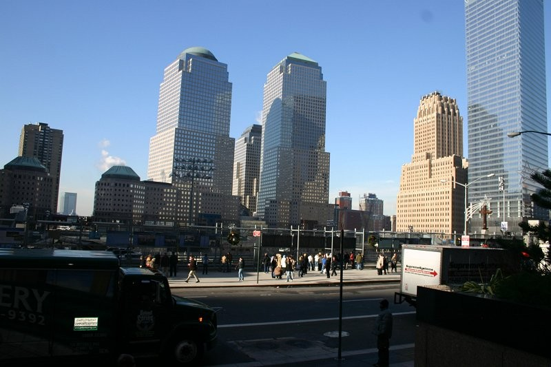 Ground Zero / World Trade Center II