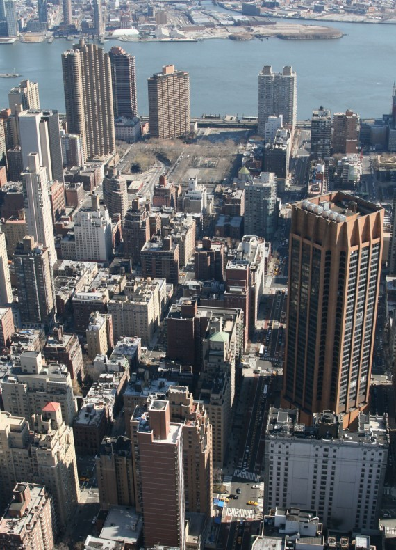 Ausblick vom Empire State Building (86th Floor) IX