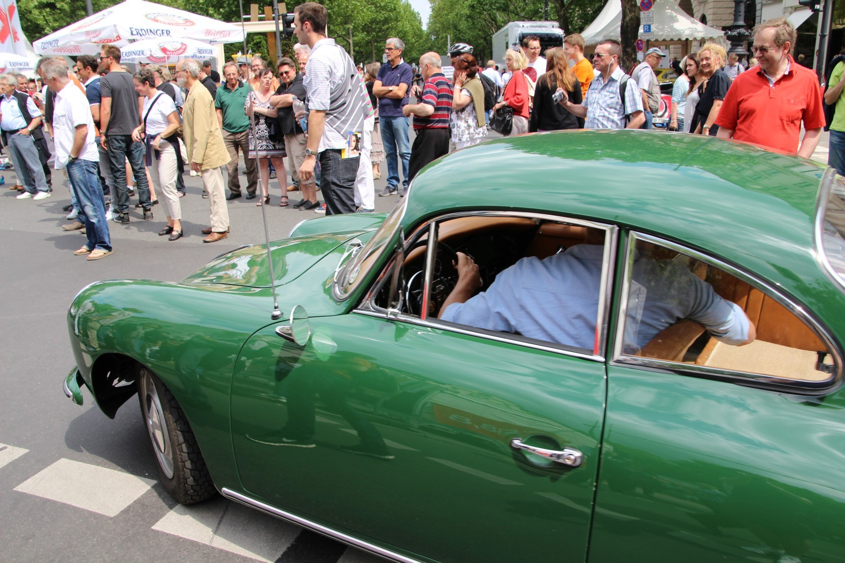 Oldtimershow Classic Days 2013 am Kurfürstendamm XL