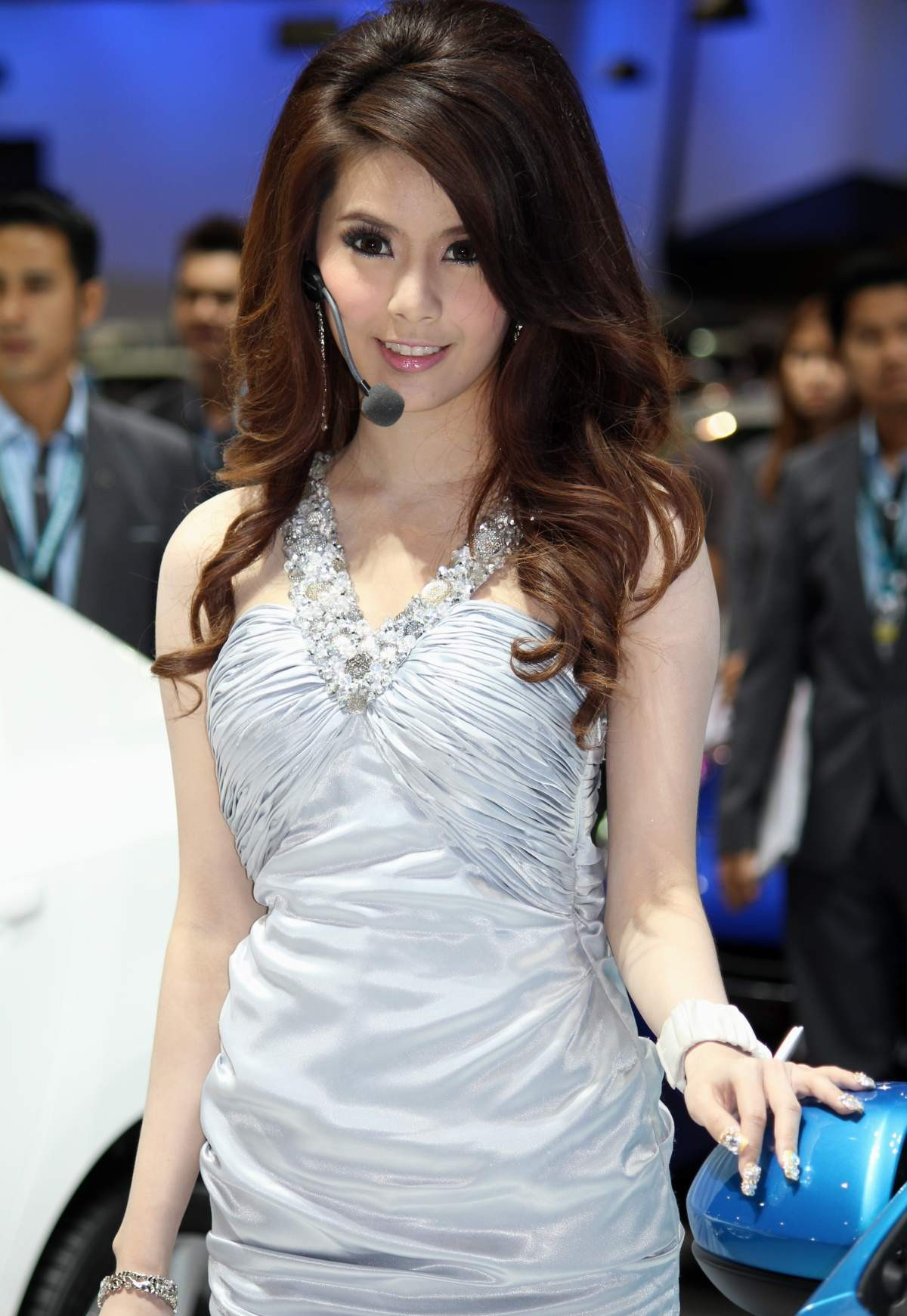 Bangkok - Thailand International Motor Expo 2011 LXIX