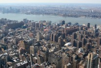 Ausblick vom Empire State Building (86th Floor) IV