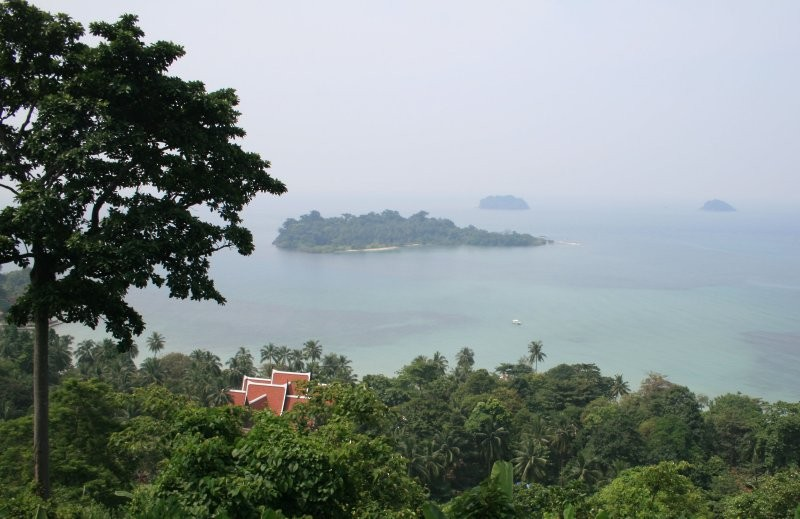 Koh Chang - Viewpoint über Hat Kaibae