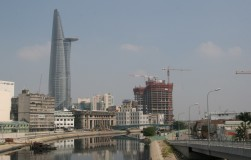 Ho Chi Minh City / Saigon - Stadt im Wandel, Business-Distrikt