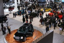New York International Auto Show XVII