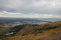 Christchurch - Aussicht von der Summit Road VII
