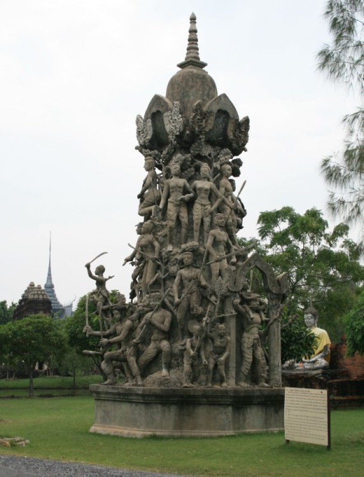 Samut Prakan - Ancient City / Mueang Boran X