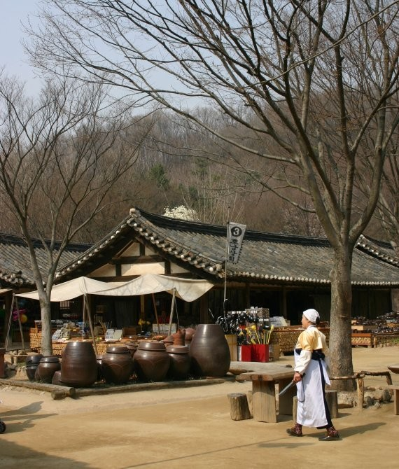 Suwon - Korean Folk Village XXIV
