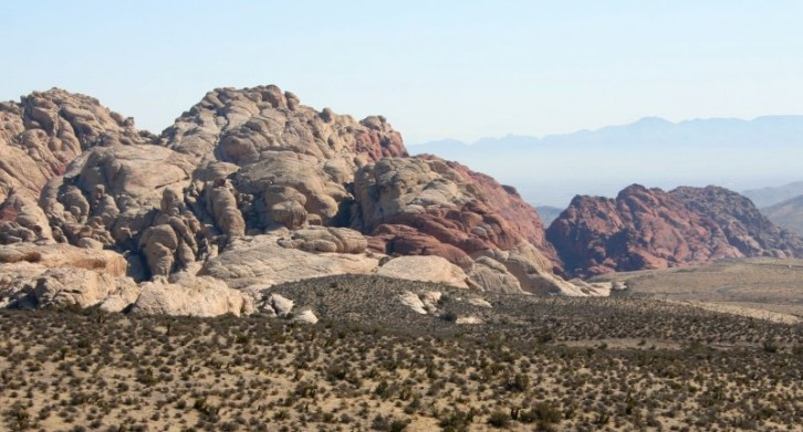 Red Rock Canyon X