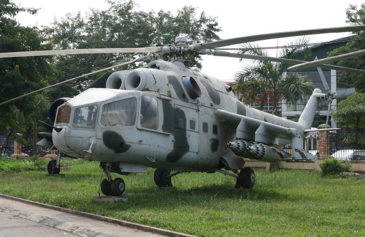 Hanoi - Air Force Museum X