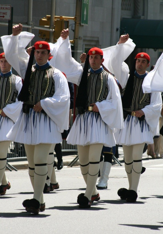 Greek Independence Day Parade I
