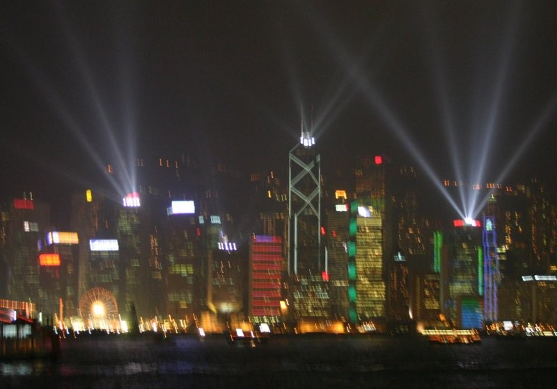 Symphony of Lights in Tsim Sha Tsui III