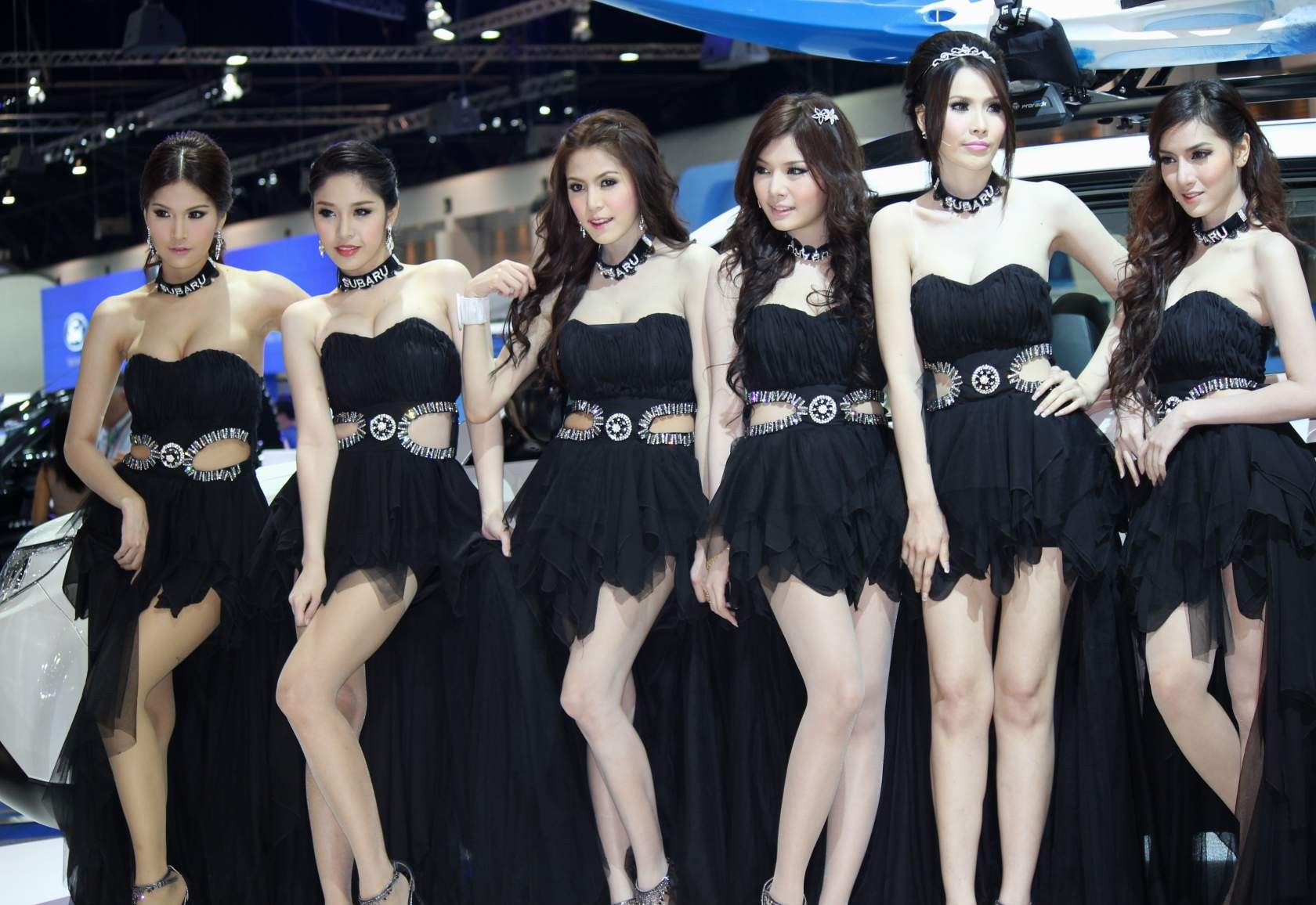 Bangkok - Thailand International Motor Expo 2011 LIX