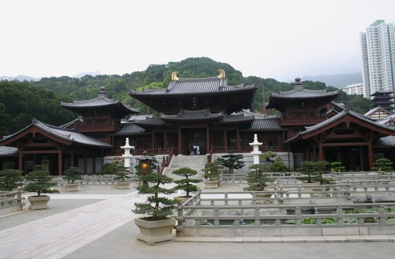 Chi Lin Nunnery in Diamond Hill V