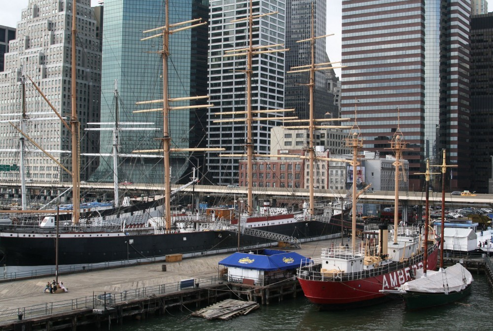 South Street Seaport I