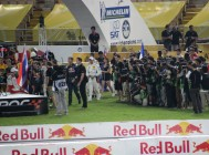 Bangkok - Race of Champions im Rajamangala-Stadion (ROC Nations Cup) XXI