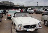 Mercedes-Benz & Friends - 125 Jahre Automobil in Tempelhof XXI