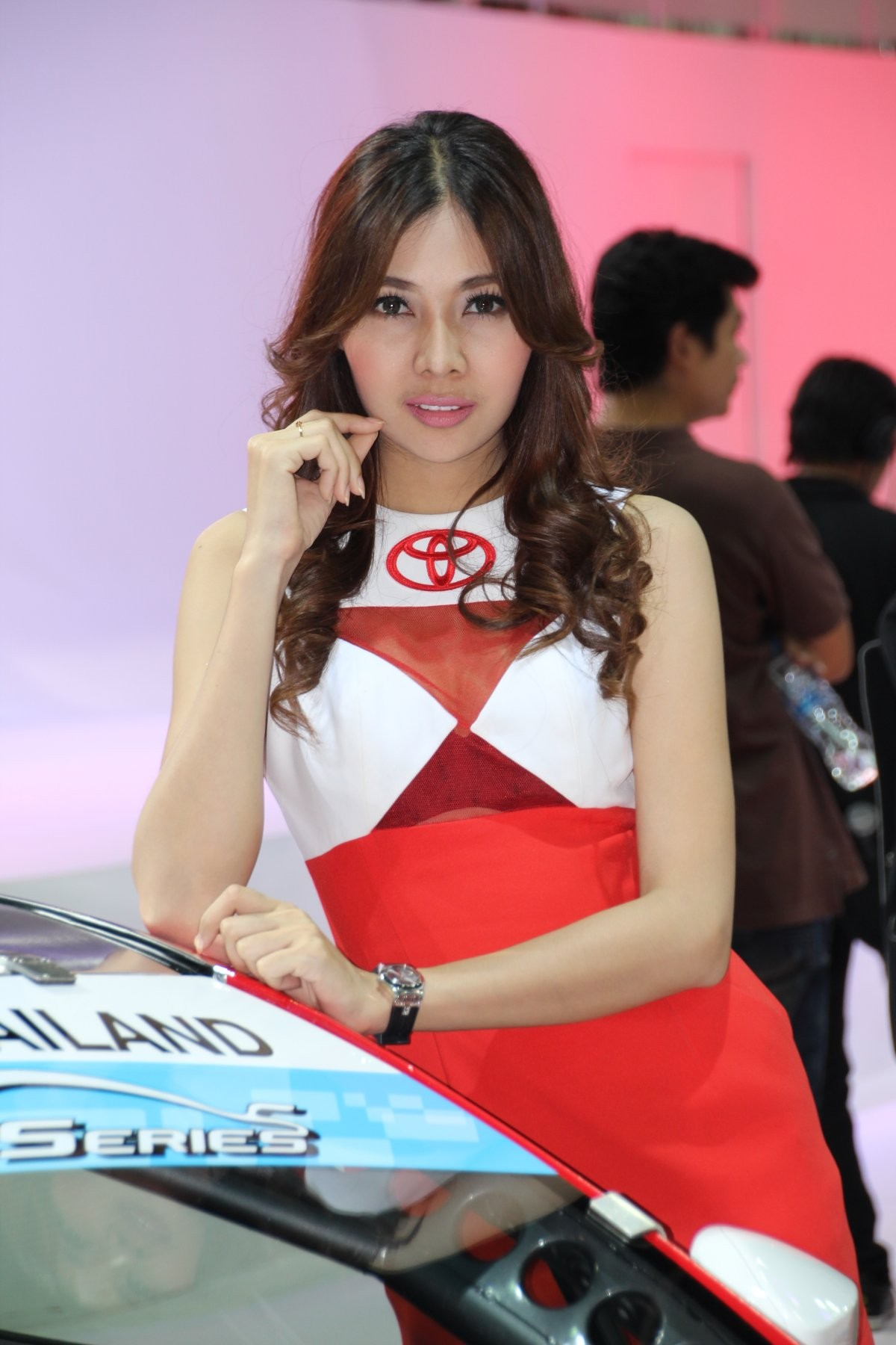 Bangkok - 34th Bangkok International Motor Show CXII