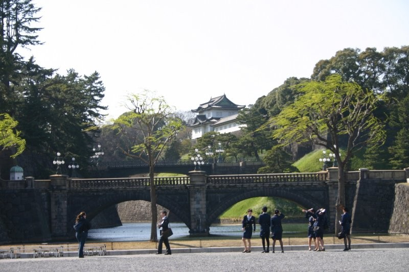 Imperial Palace: Imperial Plaza / Garten II