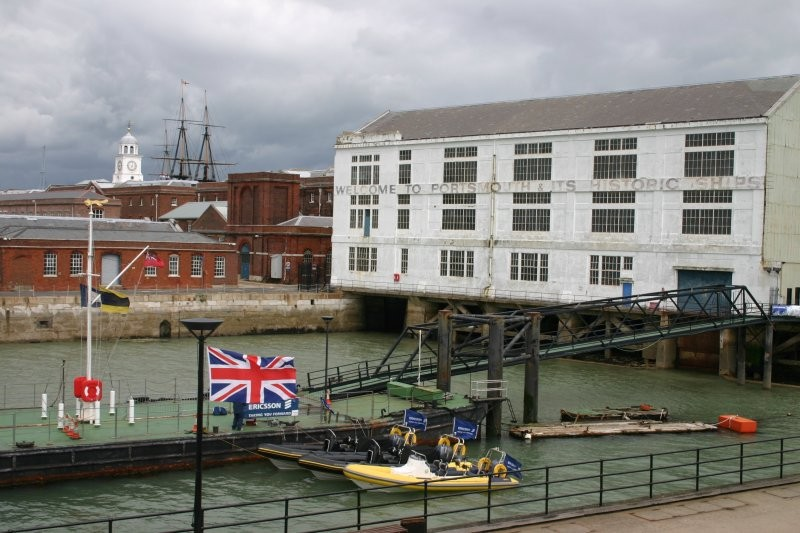 Portsmouth - Im Historic Dockyard II