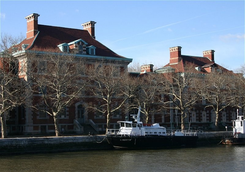 Ellis Island mit Immigration Museum I