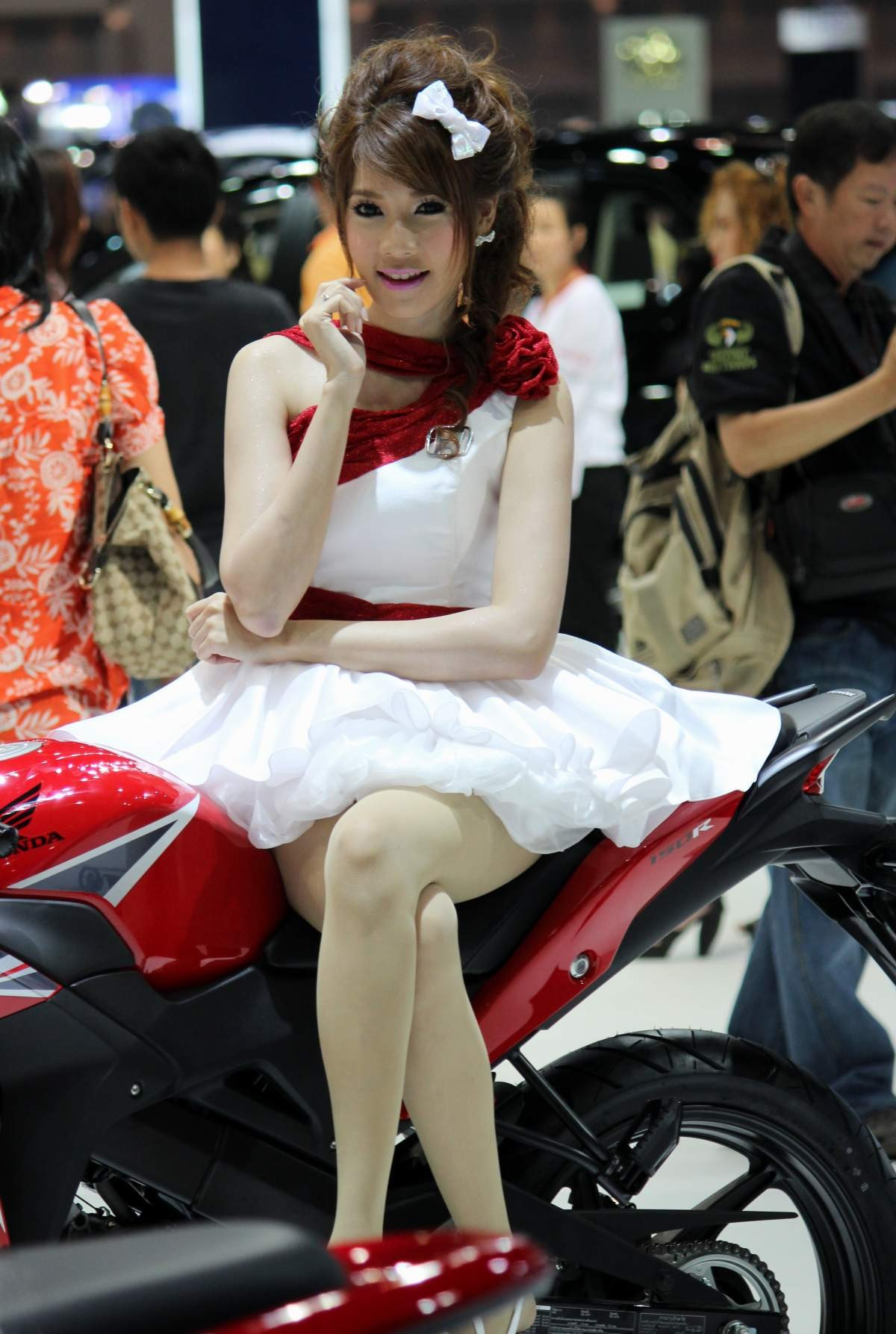 Bangkok - Thailand International Motor Expo 2011 XLI