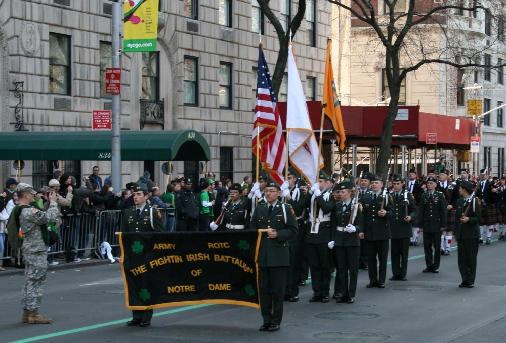"248th Parade am St. Patrick""s Day II"