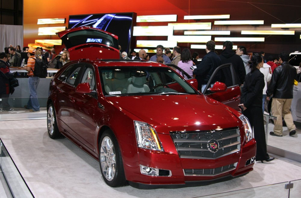 New York International Auto Show XVI