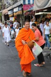 Bangkok - Mass Alms Giving in Thonglor / Sukhumvit Soi 55 LXII