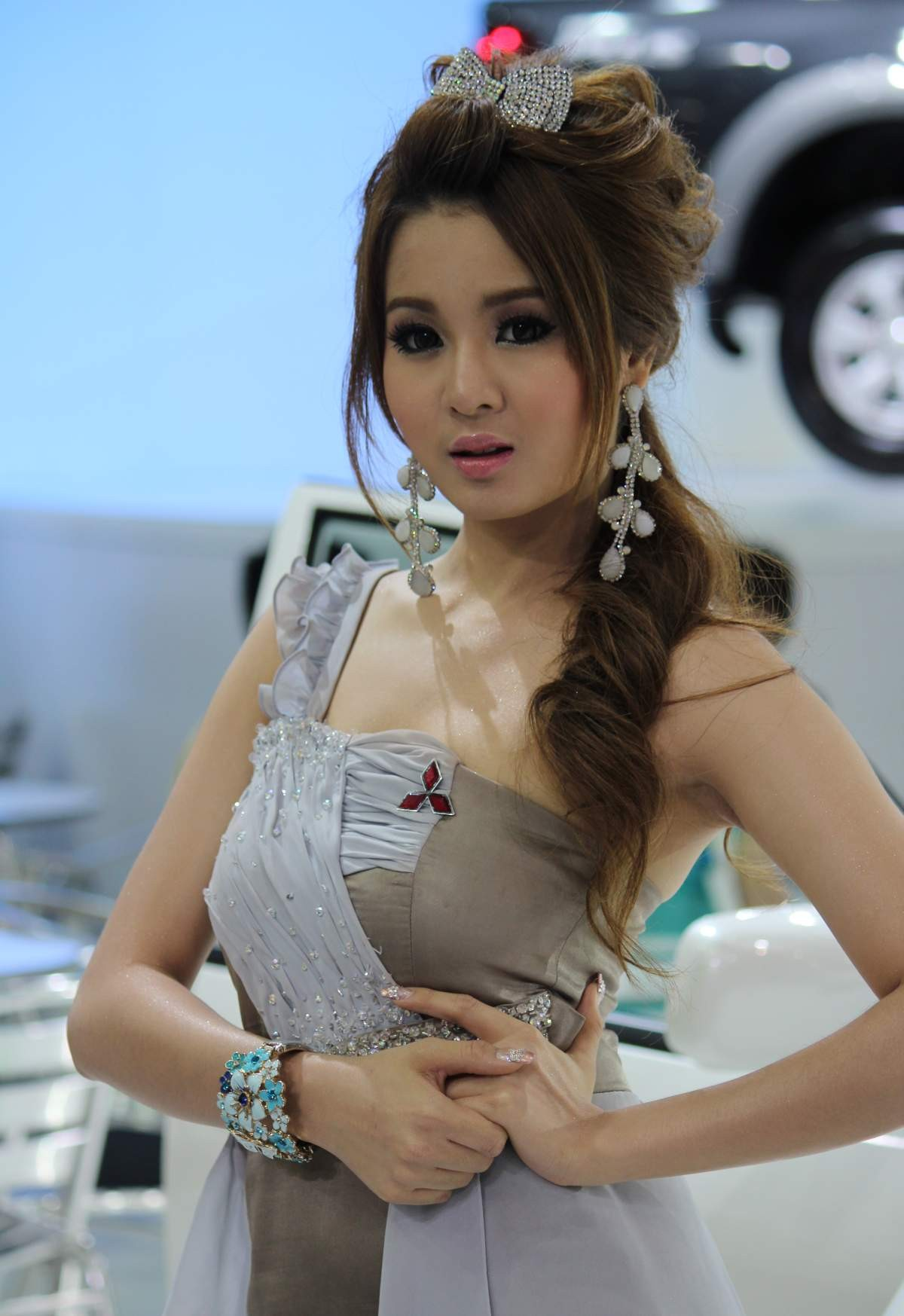 Bangkok - Thailand International Motor Expo 2011 LXXIII