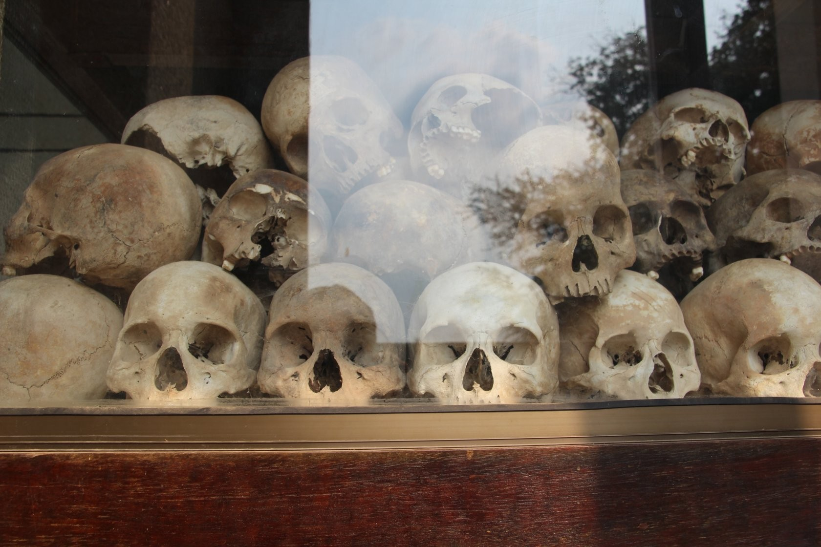 Phnom Penh - Killing Fields in Choeung Ek I