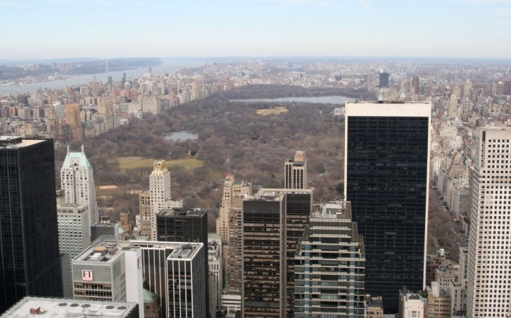 Top of the Rock: Central Park II
