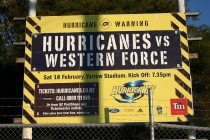 Rugby-Game: Hurricanes vs. W-Force I