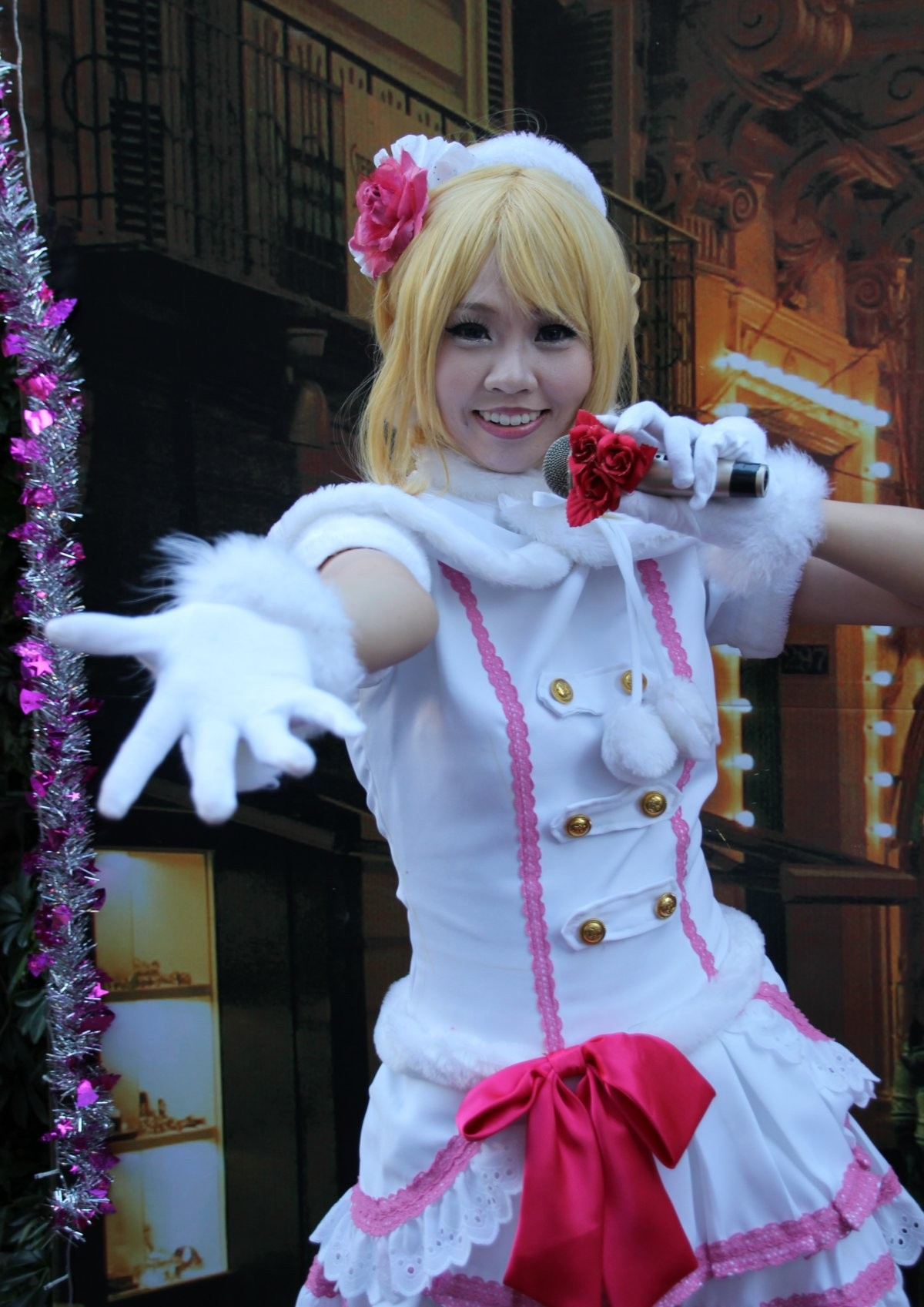 Bangkok - Cosplay / Festival J-Trends in Town am MBK I