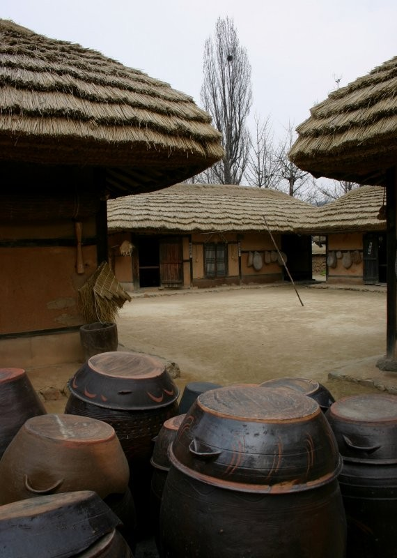 Suwon - Korean Folk Village V