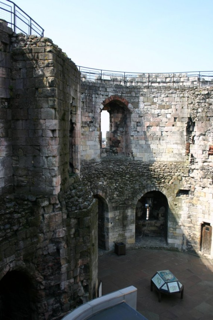 York - Cliffords Tower II