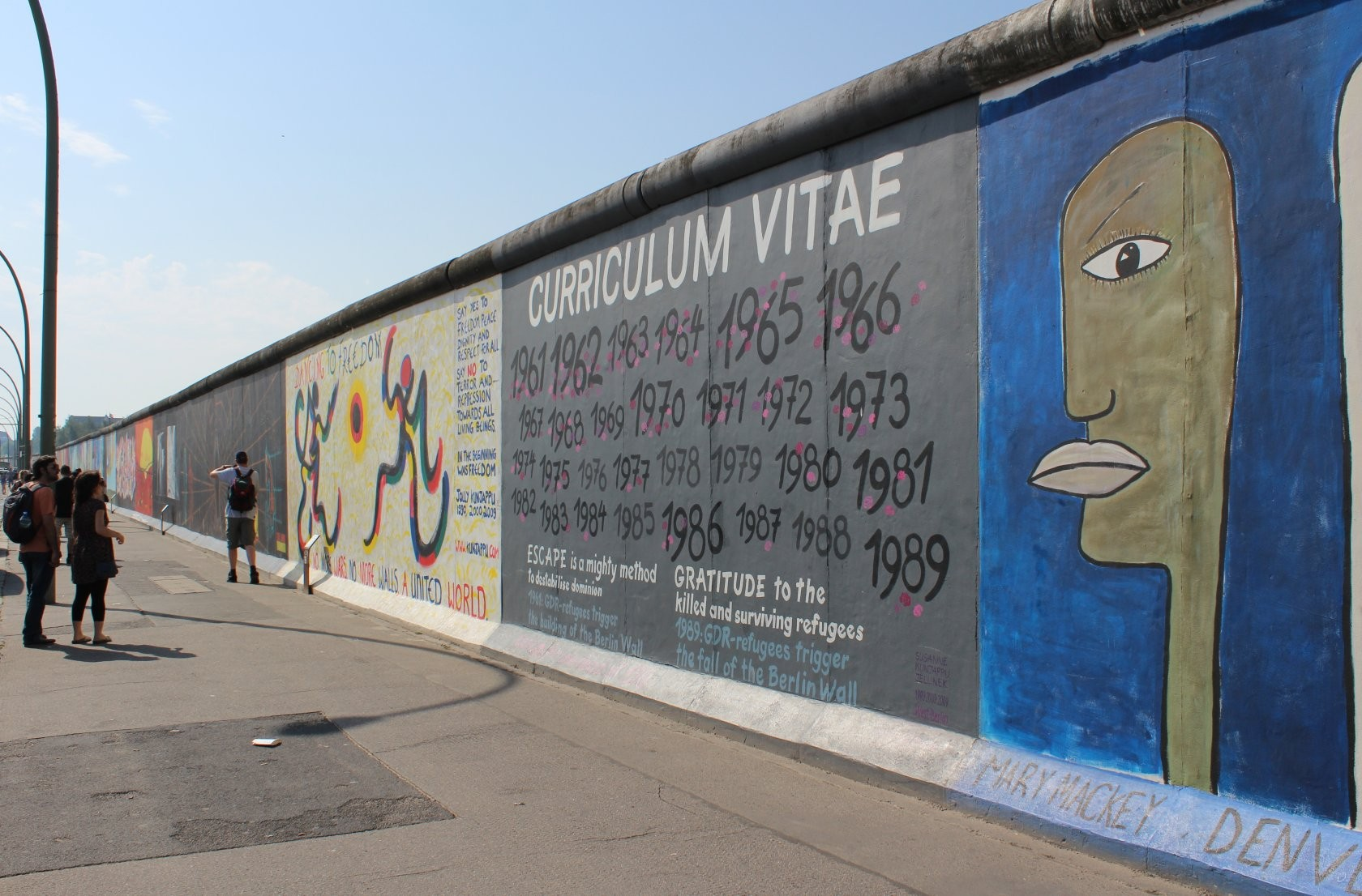 East Side Gallery IV