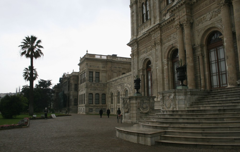 Dolmabahce-Palast VIII
