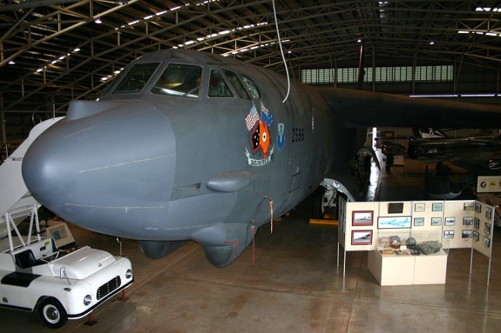 Darwin: Australian Aviation Heritage Centre VII
