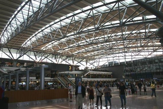 Hamburg Airport V