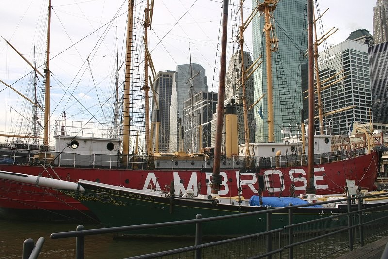 South Street Seaport IV
