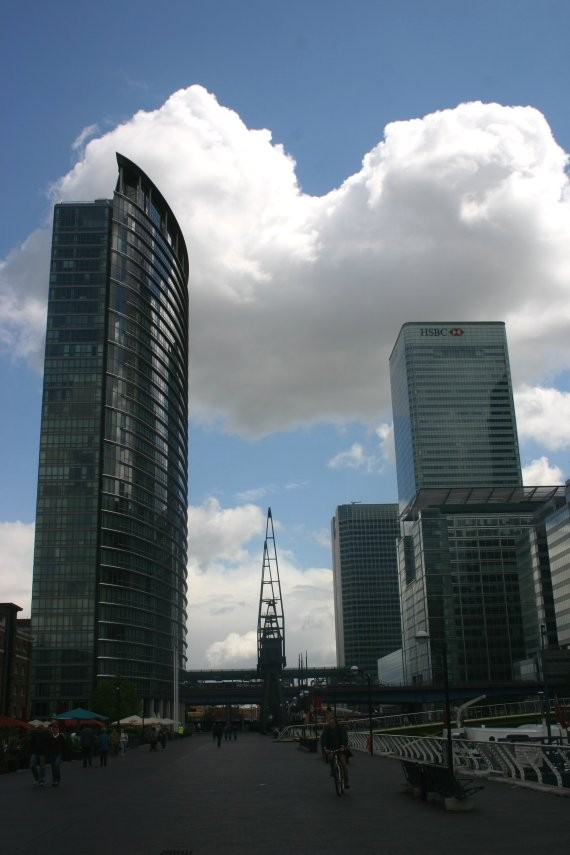 London - Docklands I